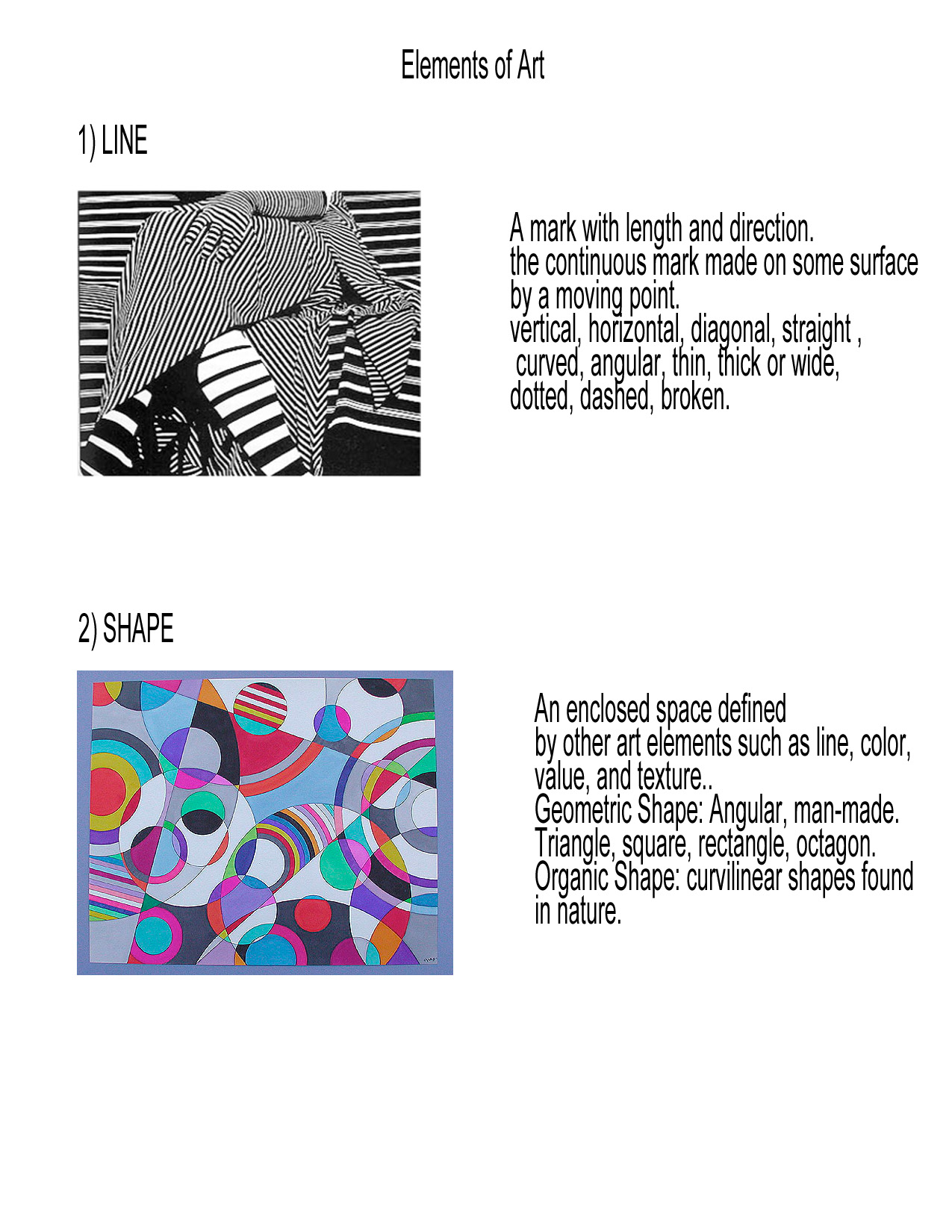 Elements Of Art And Examples : Gallery for gt principles of design examples